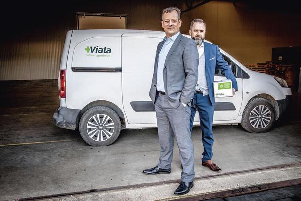 Limburgse Ambassadeur 'kleine bedrijven' Newcom Services: online-apotheek met advies