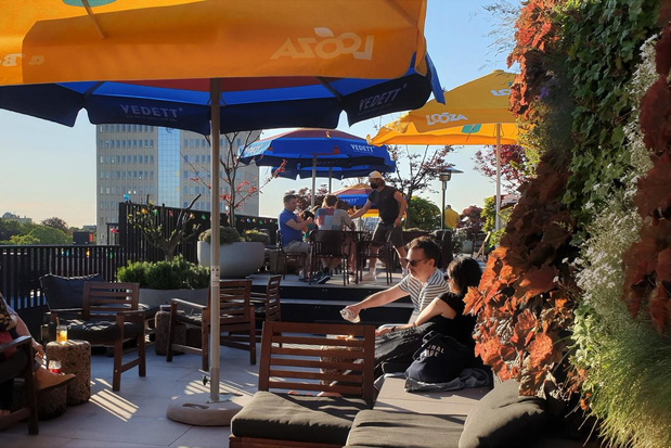 Drinks with a view: de beste rooftopbars