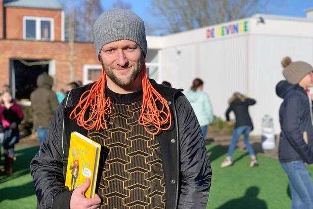 Rien Deleu uit Torhout is de Beste Boekenmeester