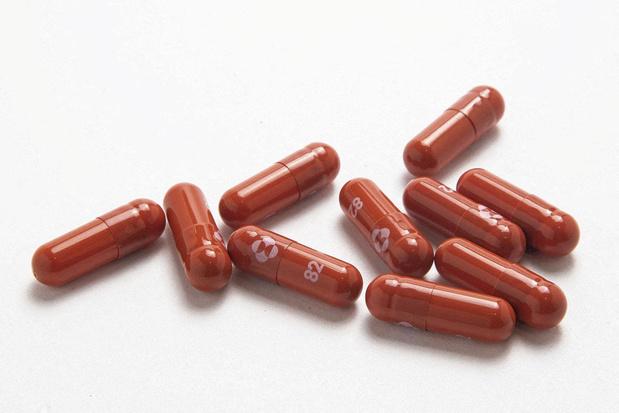 Monulpiravir, premier médicament par voie orale anti-covid