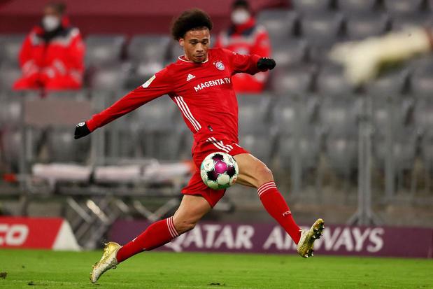 """Leroy Sané (Bayern Munich): """"J'avais besoin de me fracasser contre un mur"""""""