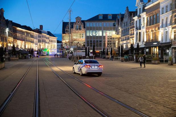Onderzoek diefstal met geweld door jongeren in Gent en aanklacht politieoptreden