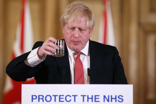 'De Britse corona-aanpak: meer dan keep calm and carry on?'