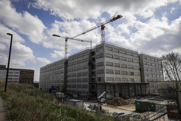 Le Grand hôpital universitaire de Bruxelles recalé par les médecins