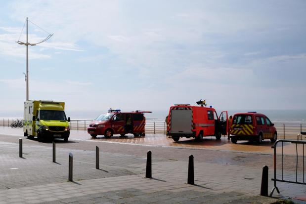 Opnieuw nodeloze oproep voor de hulpdiensten aan de kust