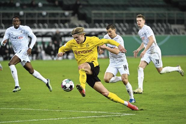 Scheuren in het bolwerk Borussia Dortmund