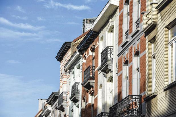 Forte hausse des prix de l'immobilier lors du premier trimestre 2021