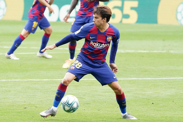 Riqui Puig: een speler met Barça-DNA