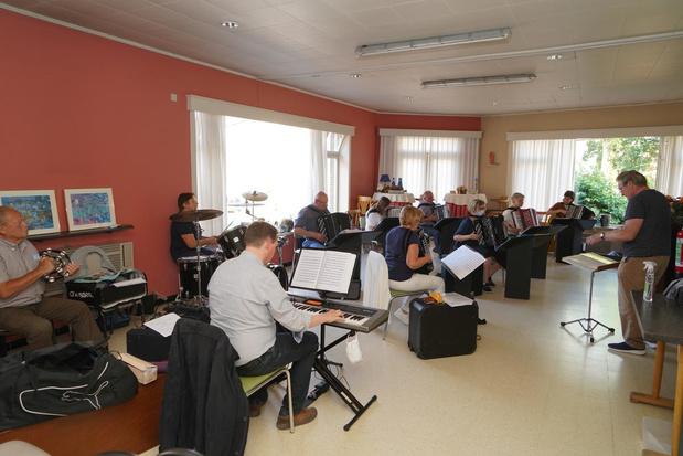 Internationaal festival Tieltse Accomusicband verschuift naar volgend jaar