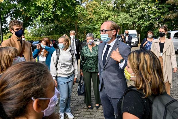 3 miljoen euro voor scholenbouw in West-Vlaanderen