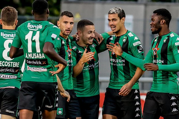 Cercle Brugge neemt drie punten mee uit Eupen
