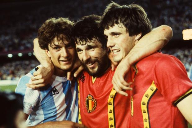 Kippenvelmatch #11: Argentinië-België 0-1