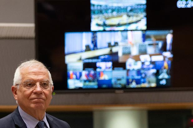 Pompeo neemt akte van Europese meningsverschillen over Israëlische annexatieplannen voor Palestina