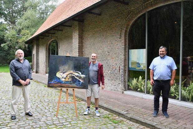 Wijkcomité herneemt exposities: Marc Deconinck 'komt thuis' in Kapel Rodenburg
