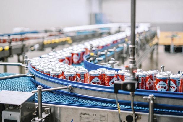 De Brabandere voit une hausse de la demande de bière en canette