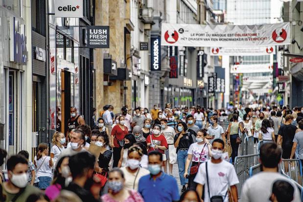 Coronavirus: Bruxelles en rouge sur la carte de l'Europe, mais des signaux positifs se font jour