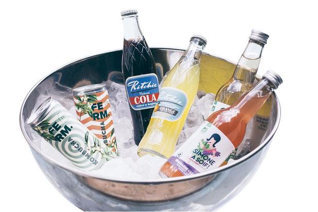 Simone a Soif, Ritchie, Ferm... Ces Petit Poucet belges du soda qui défient Coca