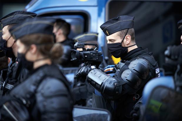 Franse politie ontdekt lockdownfeest met 2.000 aanwezigen