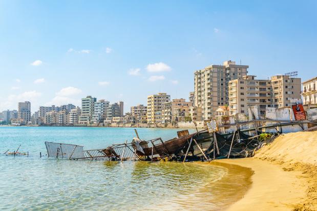 Turkije wil spookstad in noorden van Cyprus heropenen voor toeristen