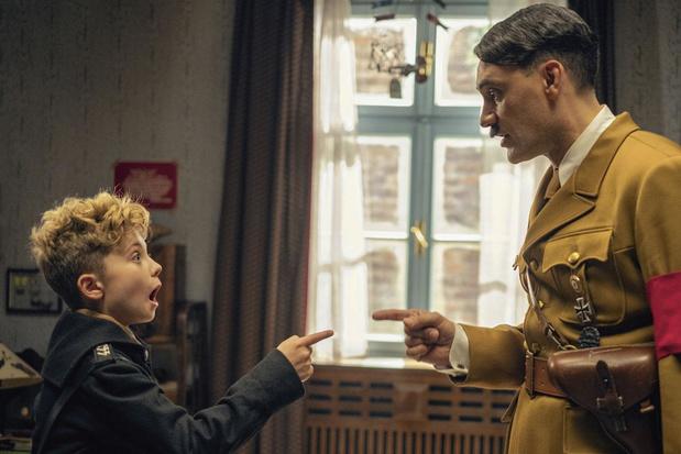 Slappe Hitlerkarikatuur verkoopt kitsch in Oscar-kandidaat 'JoJo Rabbit'