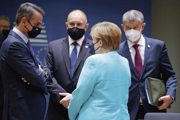 Merkel als rolmodel