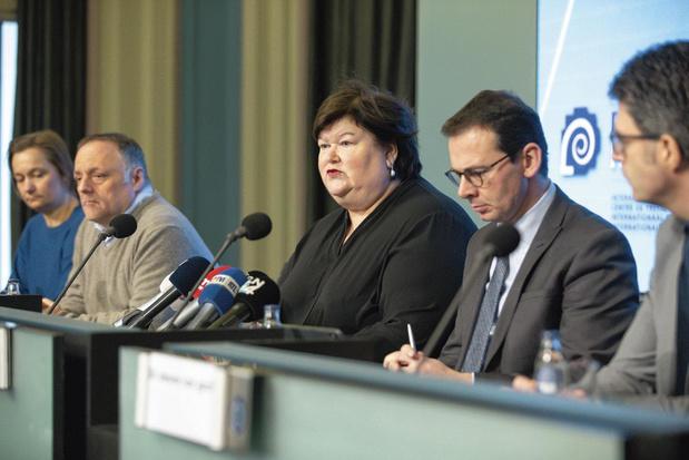L'impact du coronavirus en Belgique