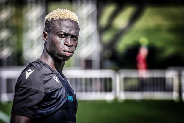 Krépin Diatta (Club Brugge): 'Ik hoop dat Solskjaer me nog herkent'