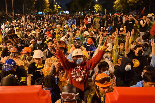 Thaise regering trekt nooddecreet tegen protesten in
