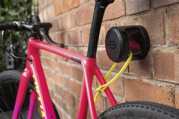Vélo ancré, vélo sécurisé