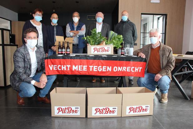 Na afgelasting jaarlijkse quiz en deur-aan-deuromhaling komt 11.11.11 met Pitbox in Pittem