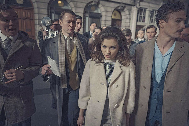 Girl afraid - The Trial of Christine Keeler