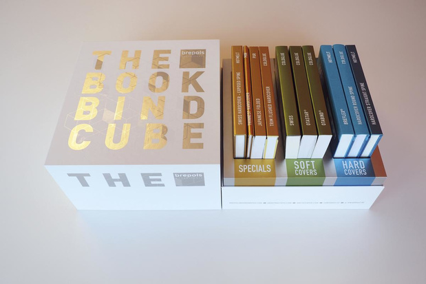 Brepols Bookbinders lanceert The BookBindCube