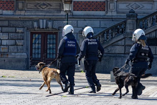 'Merkwaardig hoe moeilijk linkse partijen het hebben om geweld tegen politie te veroordelen'