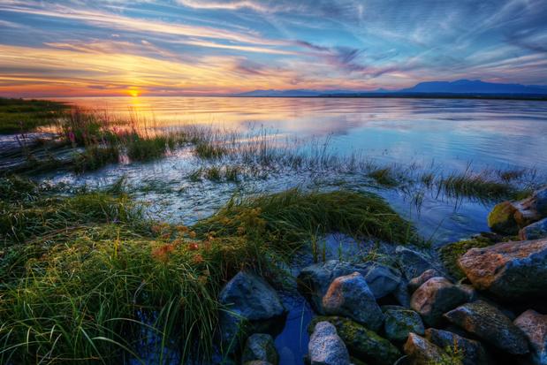 De Iowa stam creëert het grootste 'Tribal National Park' in de Verenigde Staten