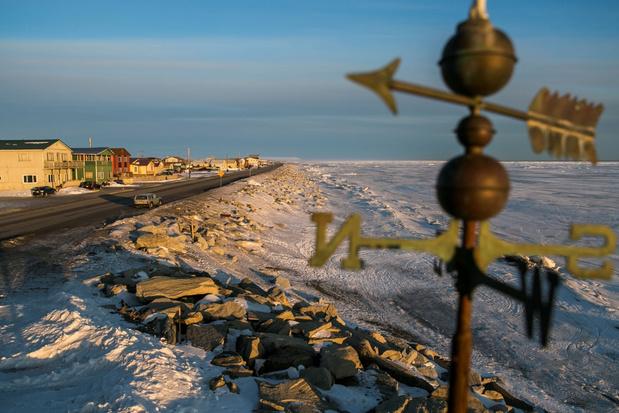 Nooit minder ijs in Beringzee in ruim vijf millennia