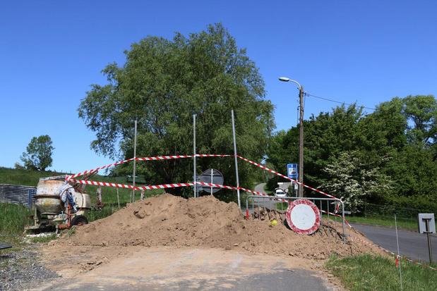 Gemeente Heuvelland moet voor tweede keer grensovergang weer afsluiten