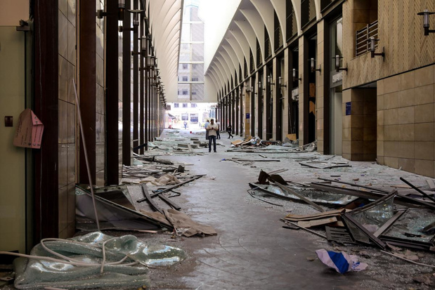 L'OMS a livré 20 tonnes de matériel médical à Beyrouth