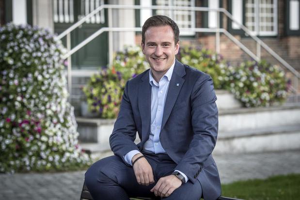 Francesco Vanderjeugd in partijbestuur Open VLD