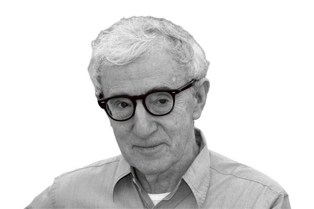 Woody Allen Geen biografie ondanks contract