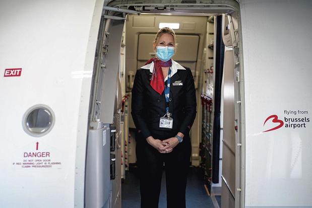 Des nouvelles classes chez Brussels Airlines