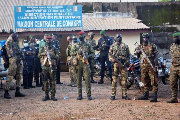 De West-Afrikaanse landenorganisatie Ecowas veroordeelt staatsgreep in Guinee