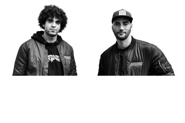 Adil El Arbi en Bilall Fallah - Regisseurs
