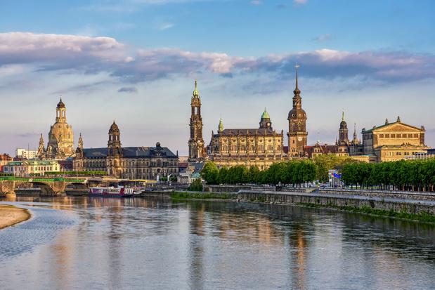 Nieuwe spoorlijn zal de reistijd tussen Dresden, Berlijn en Praag halveren