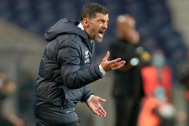 Hoe Sergio Conceição rust vond als coach van Porto
