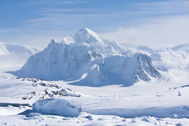 Bodem onder Antarctica doet zeespiegel sneller stijgen dan gedacht