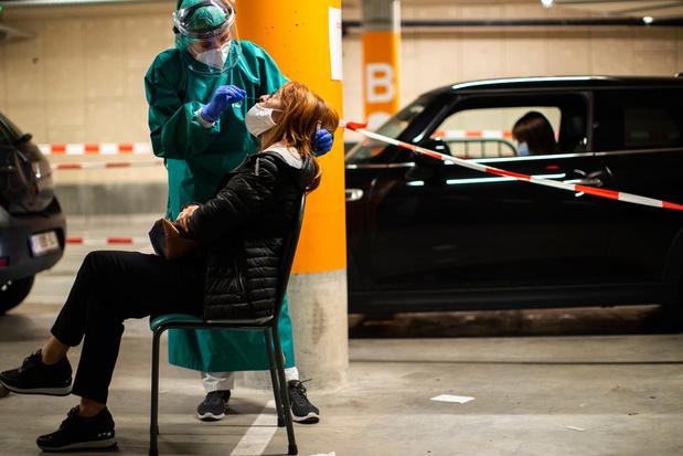 Overbelaste labo's: grote regionale verschillen tonen immense druk op Wallonië