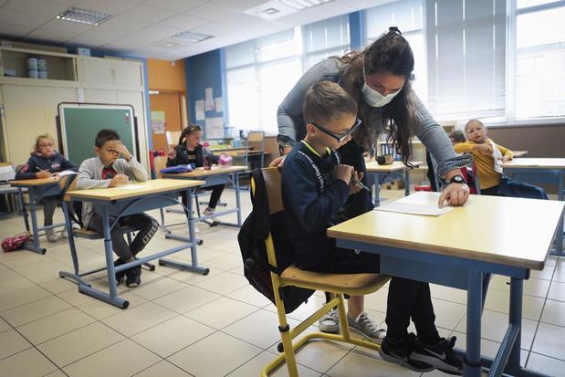 Refermer les écoles : les pédiatres sont contre