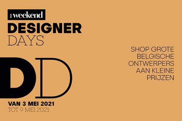 Designers in afslag