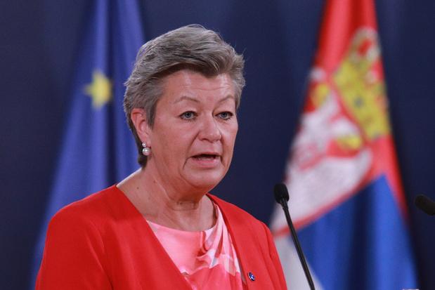 EU: instroom migranten in Litouwen is Wit-Russische 'daad van agressie'