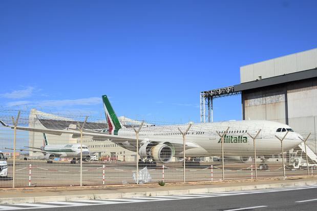 Het doek valt voor Alitalia